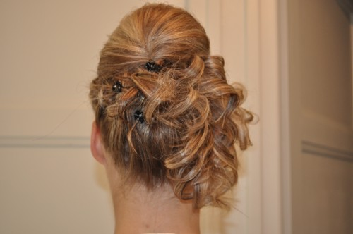 coiffure de soiree au salon d iza