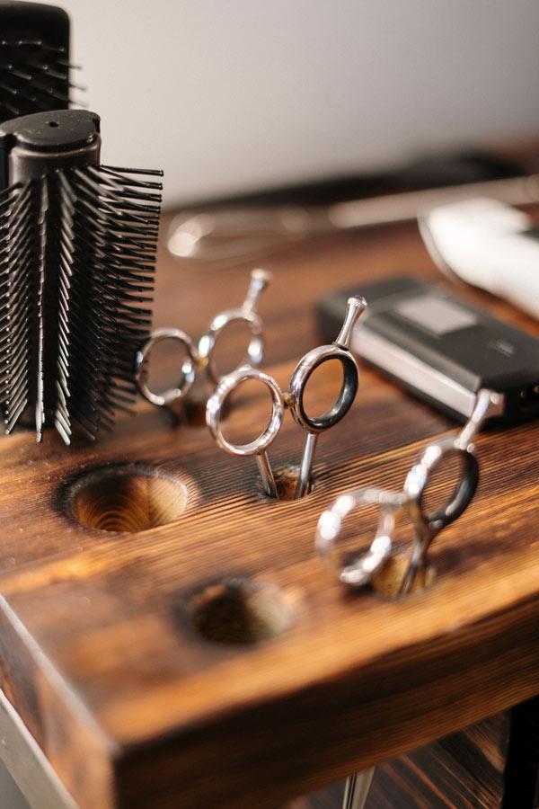 salon de coiffure Granville - Coupe coiffage homme