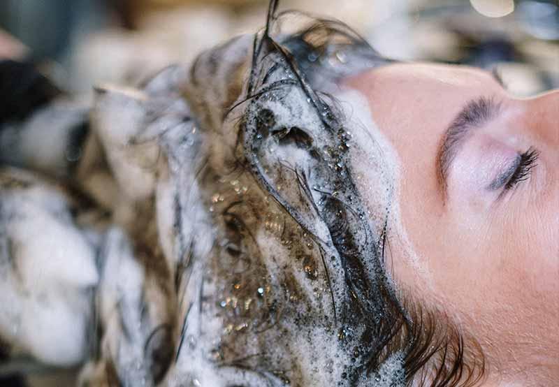 Salon de vcoiffure Granville - Shampoing